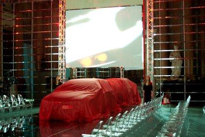 Presentazione dell'Alfaromeo 159 Sportwagon - Salone del Maggior Consiglio