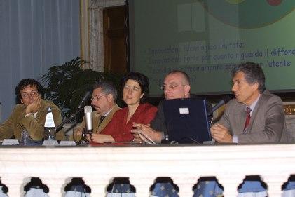 Seminario Nazionale 'Progetto Weblog & Podcast'