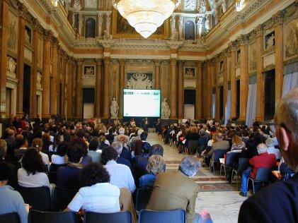 Conferenza Strategica 'Le persone al centro. Benessere e sviluppo' - Salone del Maggior Consiglio