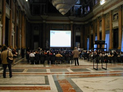Genova Foot 2006 - Salone del Maggior Consiglio