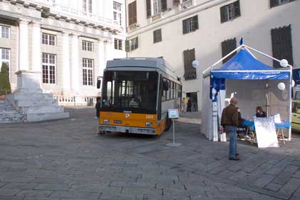 Mobility Tech - Piazza Matteotti