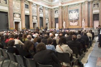 Convegno 'Centenario della nascita del Cardinale Giuseppe Siri' - Salone del Maggior Consiglio