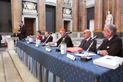 Convegno 'Centenario della nascita del Cardinale Giuseppe Siri'