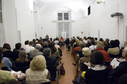 Convegno 'Il capro espiatorio' - Liguria Spazio Aperto