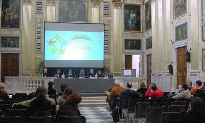 1º Conferenza Regionale sul Servizio Civile - Sala del Minor Consiglio
