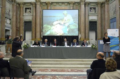 Presentazione 'Slow Fish'- Sala del Maggior Consiglio